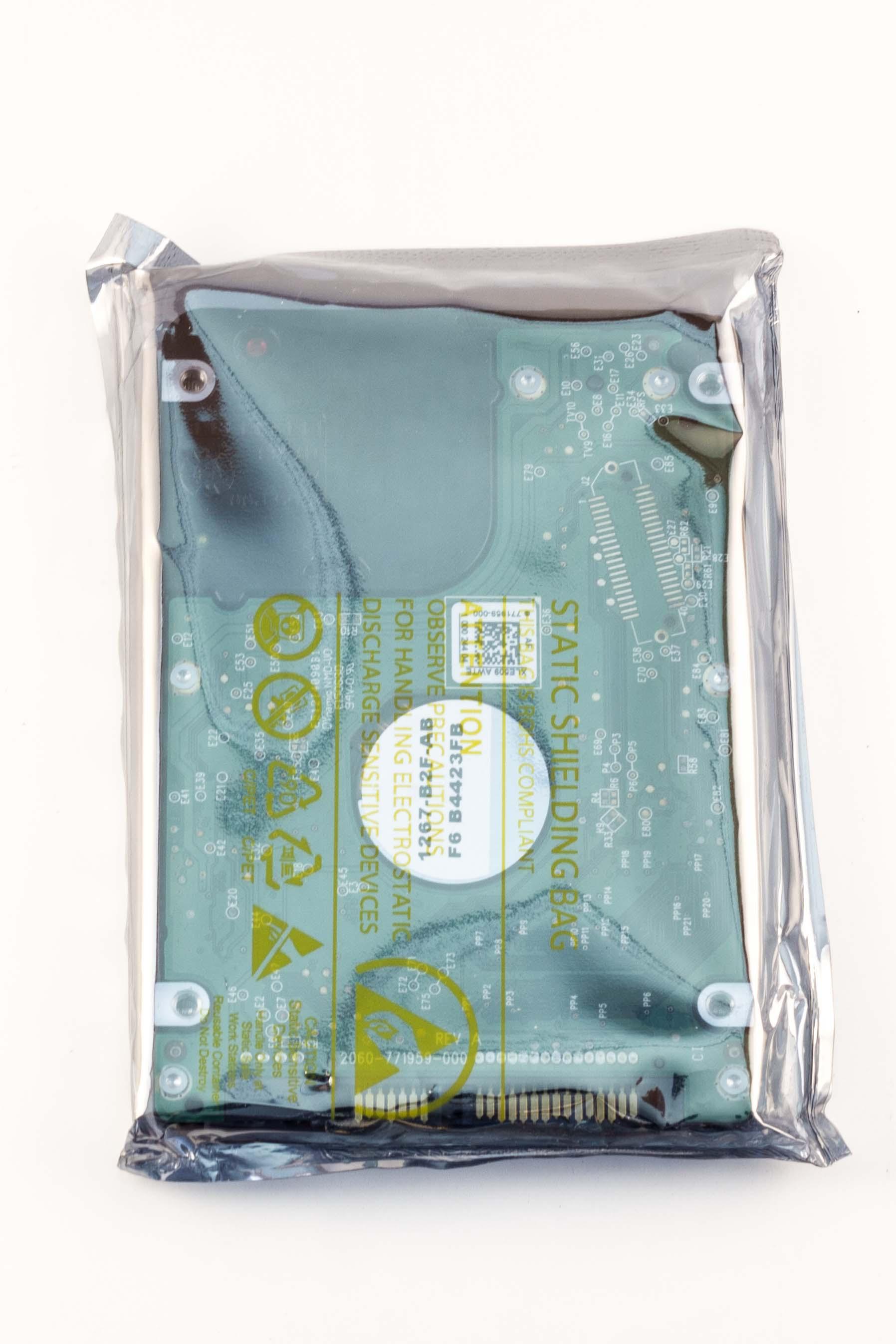 Жесткий диск MediaMax 320 GB сзади