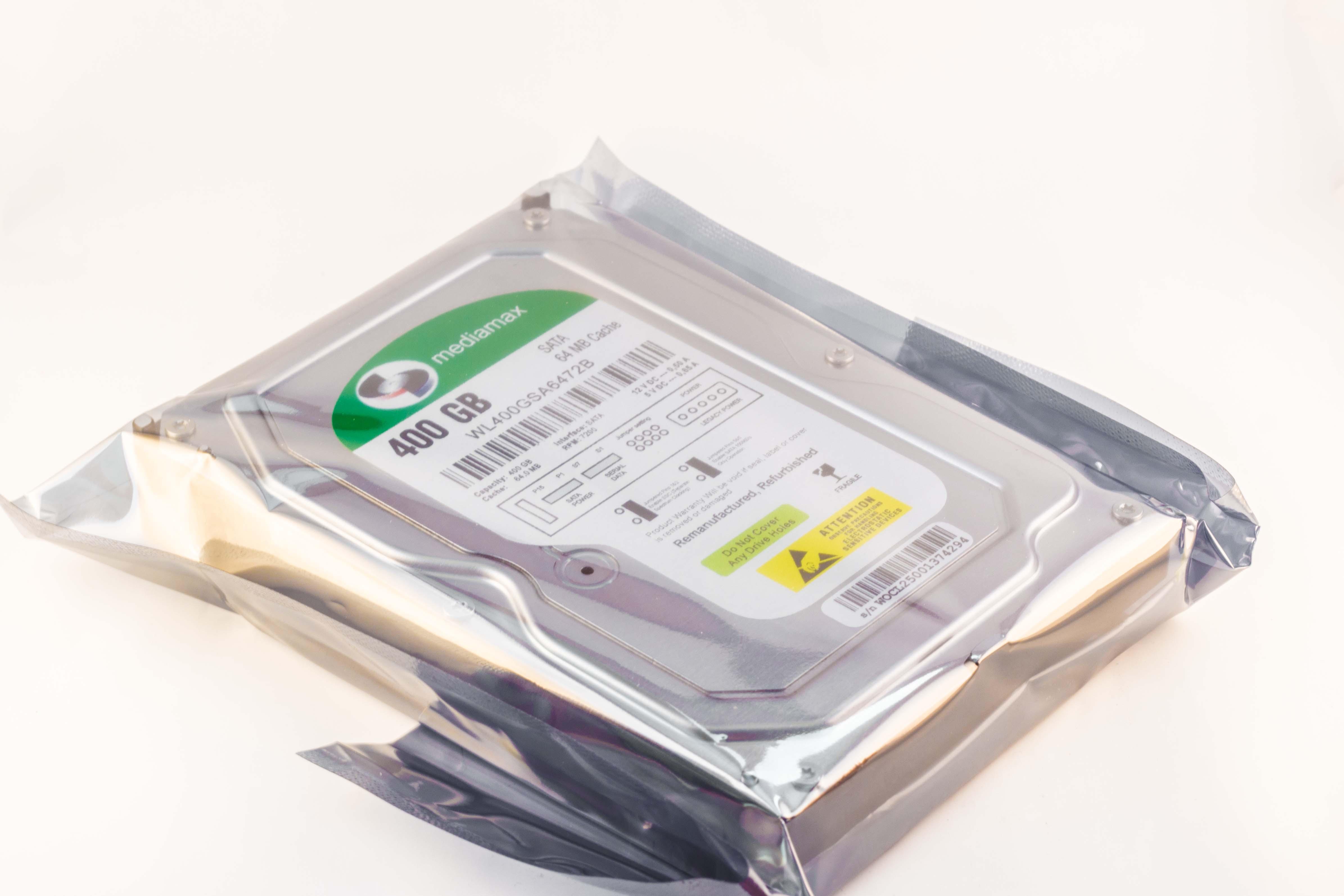 Жесткий диск MediaMax 400 GB